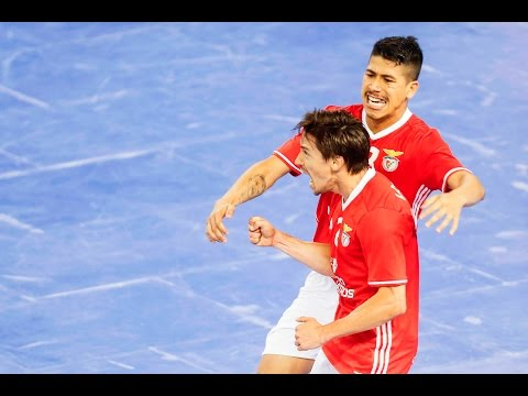 Taça de Portugal Futsal: Sporting CP 3 - 3 SL Benfica (2-3 ap)