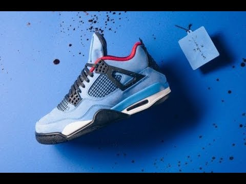 9bd2856b2ff Air Jordan 4 Travis Scott Cactus Jack Unboxing/Legit Check - YouTube