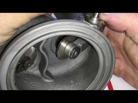 How To Adjust Wastegate Actuator Arm BMW 335i 135i 535i x6 z4 N54