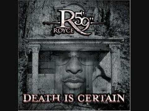 Royce Da 5'9'' - Regardless