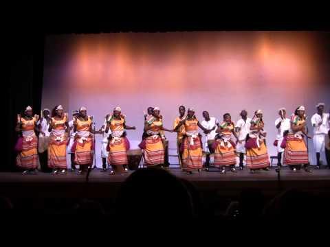 Palatine Children's Chorus- Siyahamba