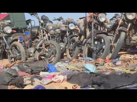 Download Nord du Burkina : 39 morts dans l'attaque de Silgadji samedi