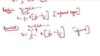 Class 12 fast track revision of Atom Part-2