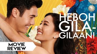 REVIEW CRAZY RICH ASIANS (2018) Indonesia