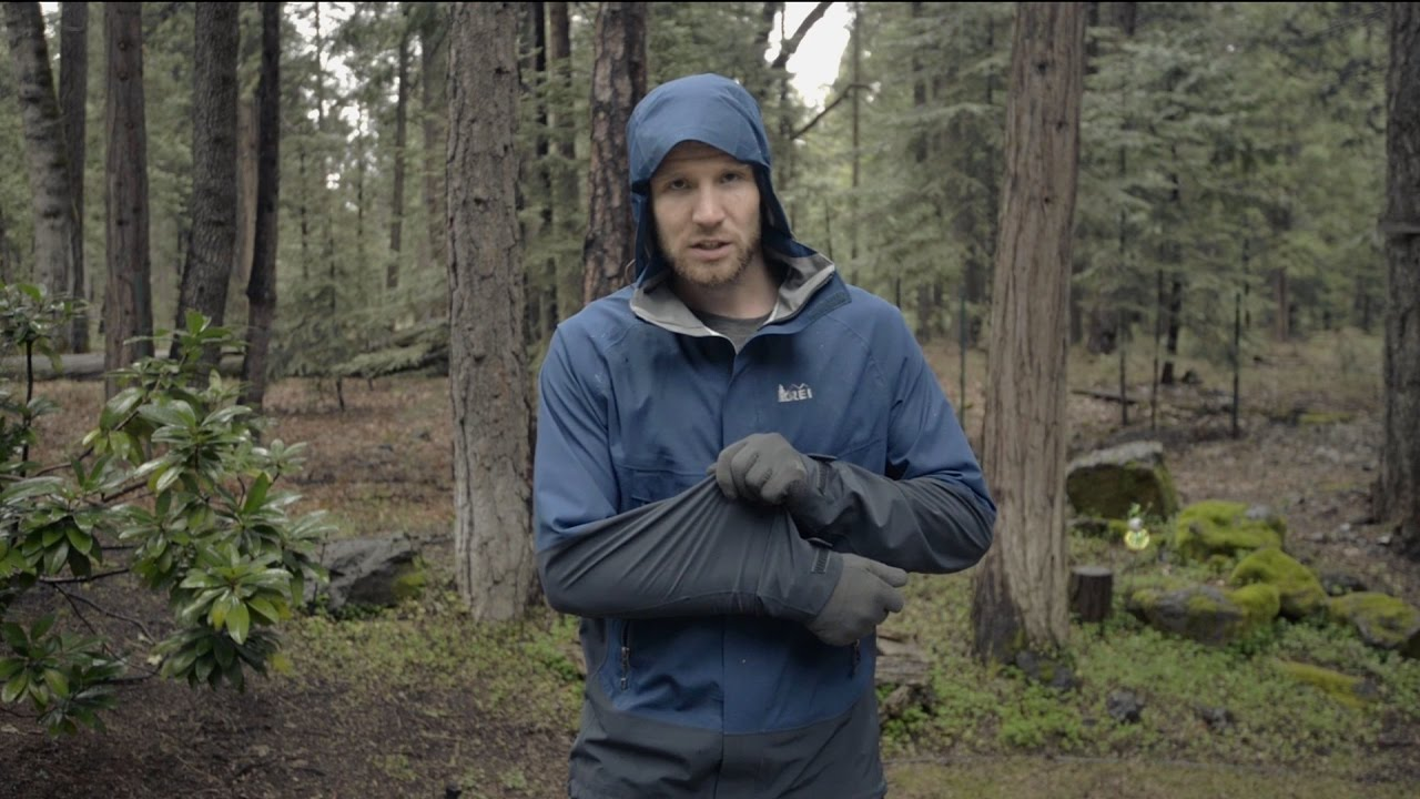 5a575caa28 REI Talusphere Jacket Review - YouTube
