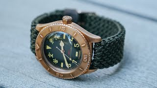 ⌚ How To Make A Conquistador Paracord Watch Strap Tutorial | UNDONE Watches