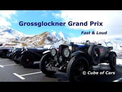 Grossglockner Grand Prix - Fast & Loud Classic Car Race