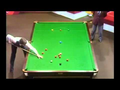 Cliff Thorburn 147 - First ever 147 at the Crucible - 1983 WSC