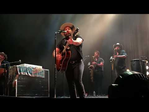 Nathaniel Rateliff & The Night Sweats - Atlantic City - 06-08-2018 - Blue Hills Pavillion, Boston