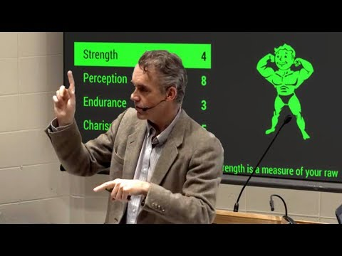 How to Improve Yourself Right NOW (and Why) – Prof. Jordan Peterson