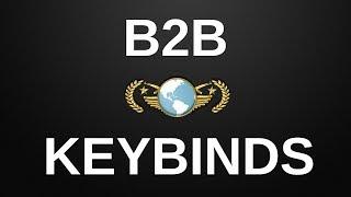 B2B в CS:GO - Урок ВТОРИ - Keybinds (за клавиатура и мишка)