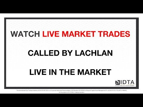 Learn to Trade with Lachlan Elsworth   Learn to Trade the Markets the right way and learn to trade p