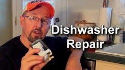 How to Repair a Dishwasher that Does Not Fill with Water