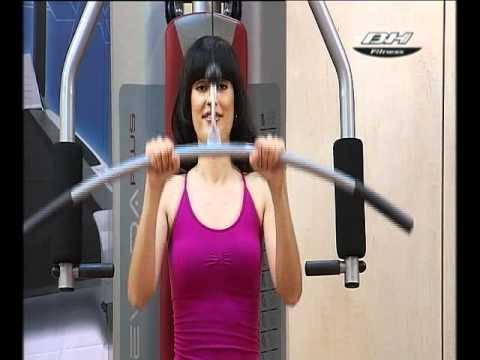 Πολυόργανο nevada plus από την BH Fitness
