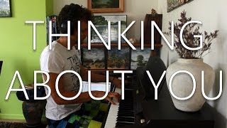 Hardwell feat. Jay Sean - Thinking About You (Madtone Piano Cover)