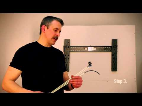WireHide- Hide Your Wall Mounted TV Cables In 4 Simple Steps LED PLAZMA LCD