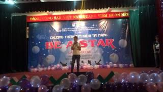 Payphone - Phạm Huy Việt Cương - be a star đêm thứ nhất