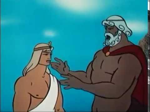 Мультфильм про мифы древней греции