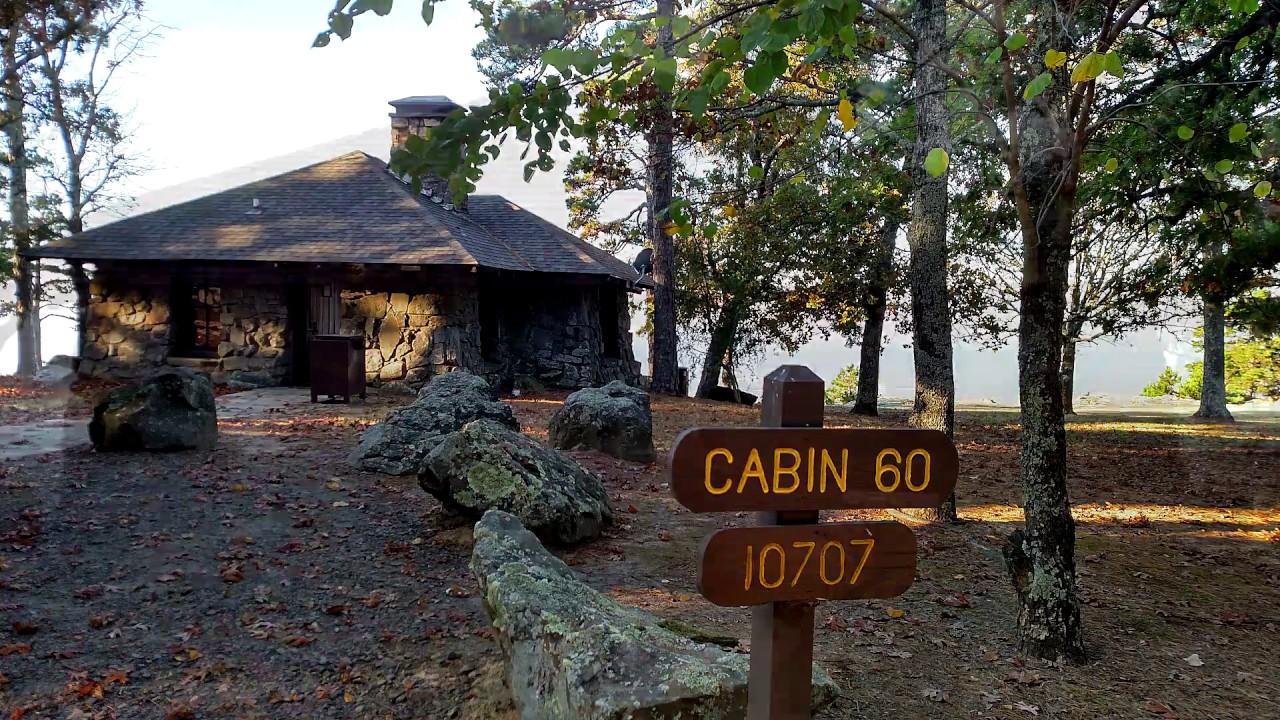 Mount Nebo State Park Arkansas Cabin 60 Youtube