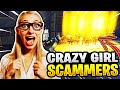 Three Crazy Girls Scam Me! (Scammer Gets Scammed) Fortnite Save The World