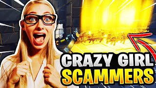 Three Rich Girls Scam Me! (Scammer Gets Scammed) Fortnite Save The World
