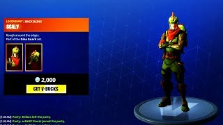 REX SKIN IS BACK ! Fortnite ITEM SHOP June 6! NEW Featured items and Daily items!
