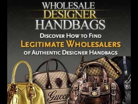 Wholesale Designer Handbag Directory up to 80% Off Retail!