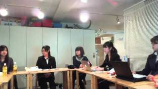 3/2 l-girlsミーティング② 自己紹介、今後のl-girlsの運営方針、faceboo...