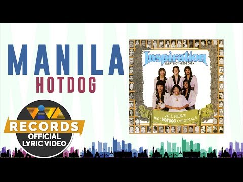 Manila - Hotdog [Official Lyric Video]
