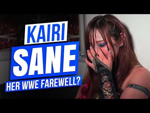 Kairi Sane FORCED To Leave WWE! (Truth About Kairi Sane) [Wrestling News]
