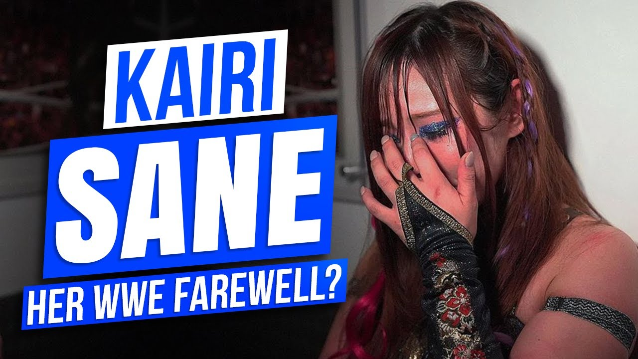 Download Kairi Sane FORCED To Leave WWE! (Truth About Kairi Sane) [Wrestling News]