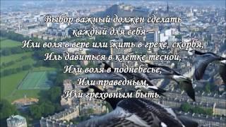 Птица в клетке песня с лирикой Светлана Шимко