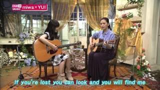 Yui x miwa - Time After Time (Cyndi Lauper Cover)
