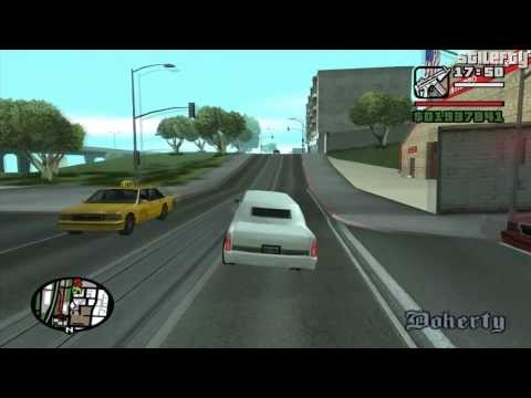 GTA San Andreas - Import/Export Vehicle #5 - Stretch