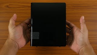 WD Mybook Essential 6TB Hard Disk Unboxing in 4K