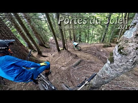 SUPER MORZINE | Why most riders take the lift down PdS#04 -subtitled-