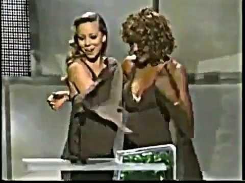 Mariah & Whitney VMA 1998 1