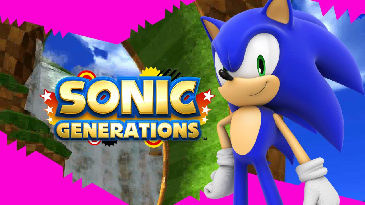 how to make your own sonic generations mod