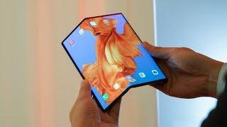 الهاتف Huawei Mate X بالتفصيل!