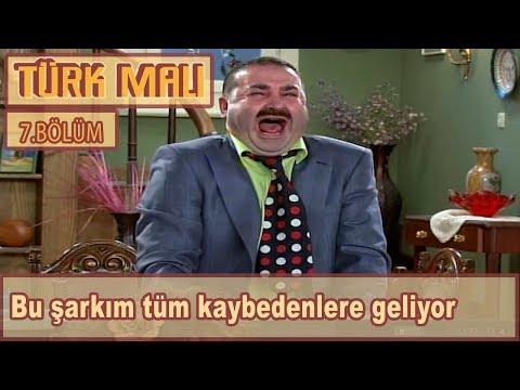 Erman Kuzu – Yalnızım Dostlarım (klip) - Türk Malı 7.Bölüm