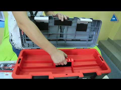 Ящик для инструмента   Profi  ULTRA 600×305×283мм (7402382) - обзор 2019 года