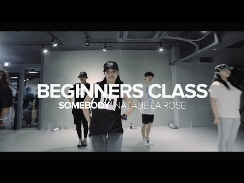 Somebody - Natalie La Rose / Beginners Class
