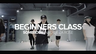 Somebody - Natalie La Rose / Beginner
