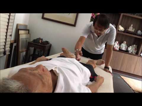 ENERGY HEALING SESSION- HAN YANG RU YI GONG by QI GONG MASTER DENNIS WANG