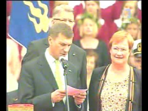 Estijos ministras pirmininkas Andrusas Ansipas