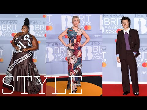 The BRIT Awards 2020: All the best red carpet looks | The Sunday Times Style