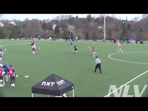 Tim Murray 2020 Midfield 2017 Fall Lacrosse Highlights