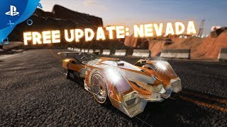Xenon Racer   Content Update #3 Trailer   PS4