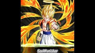 Dbz dokkan battle super gogeta - soul punisher