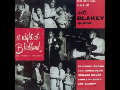 Art Blakey & Clifford Brown - 1954 - A Night At Birdland Vol2 - 02 If I Had You